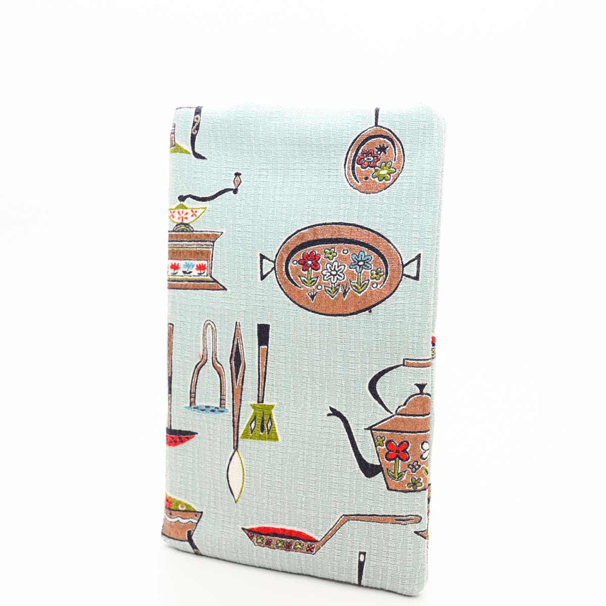 cellphone bag 1950s kitchen motif