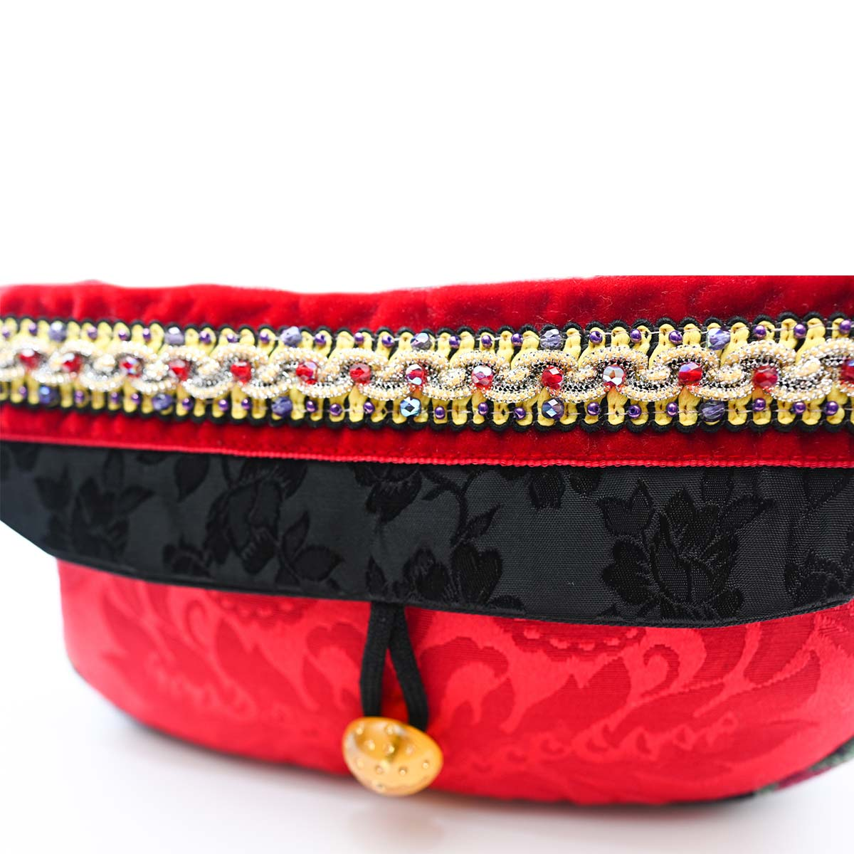 cruise bag red black DSC 6374