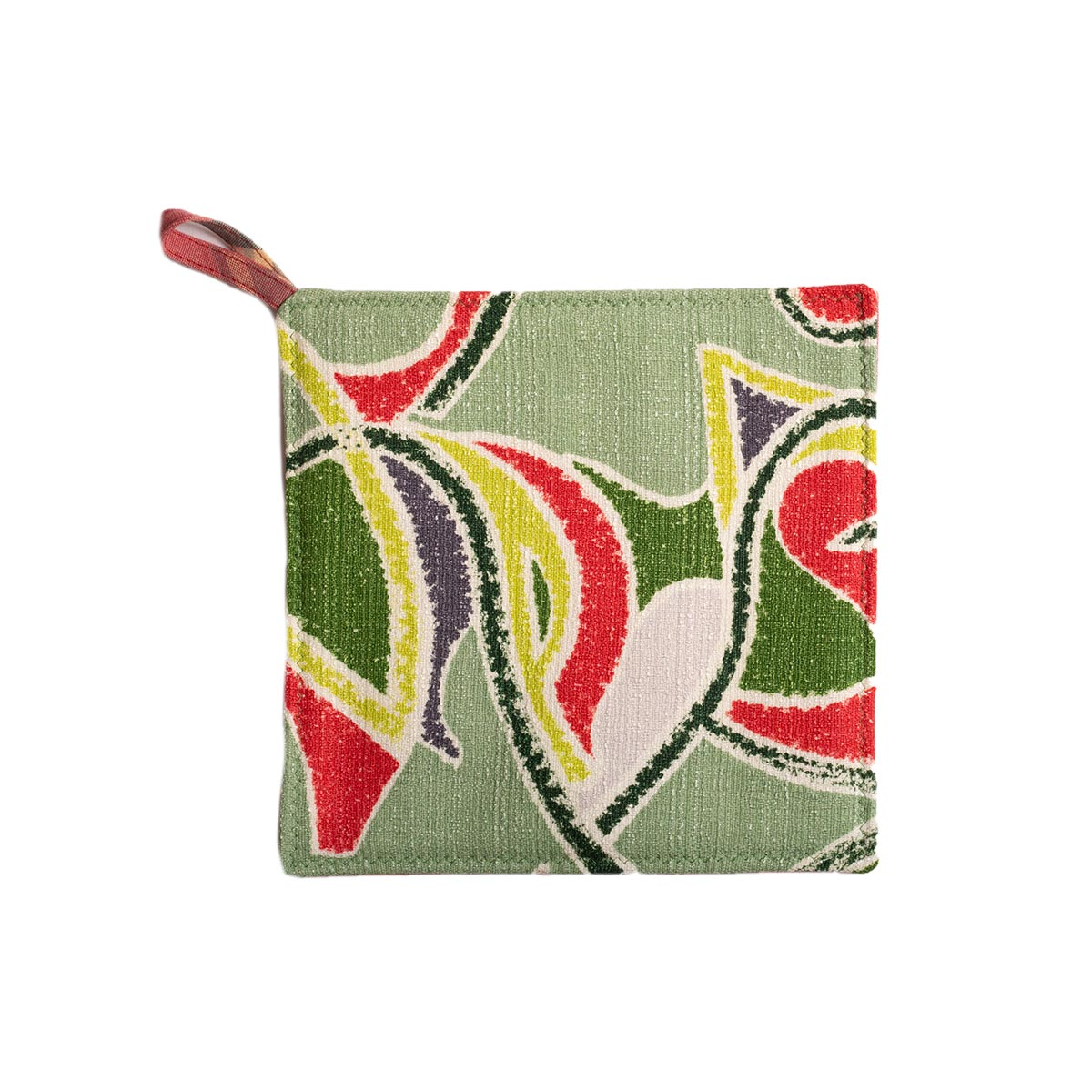 Potholders Abstract Motif