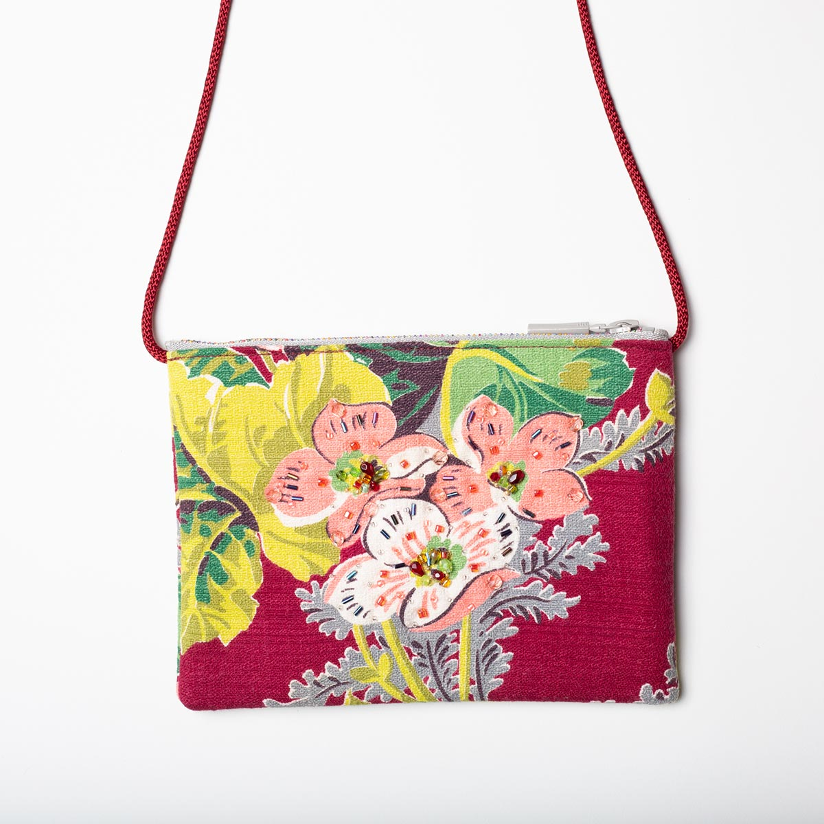 The Opera Bag – Candy Color Floral Motif