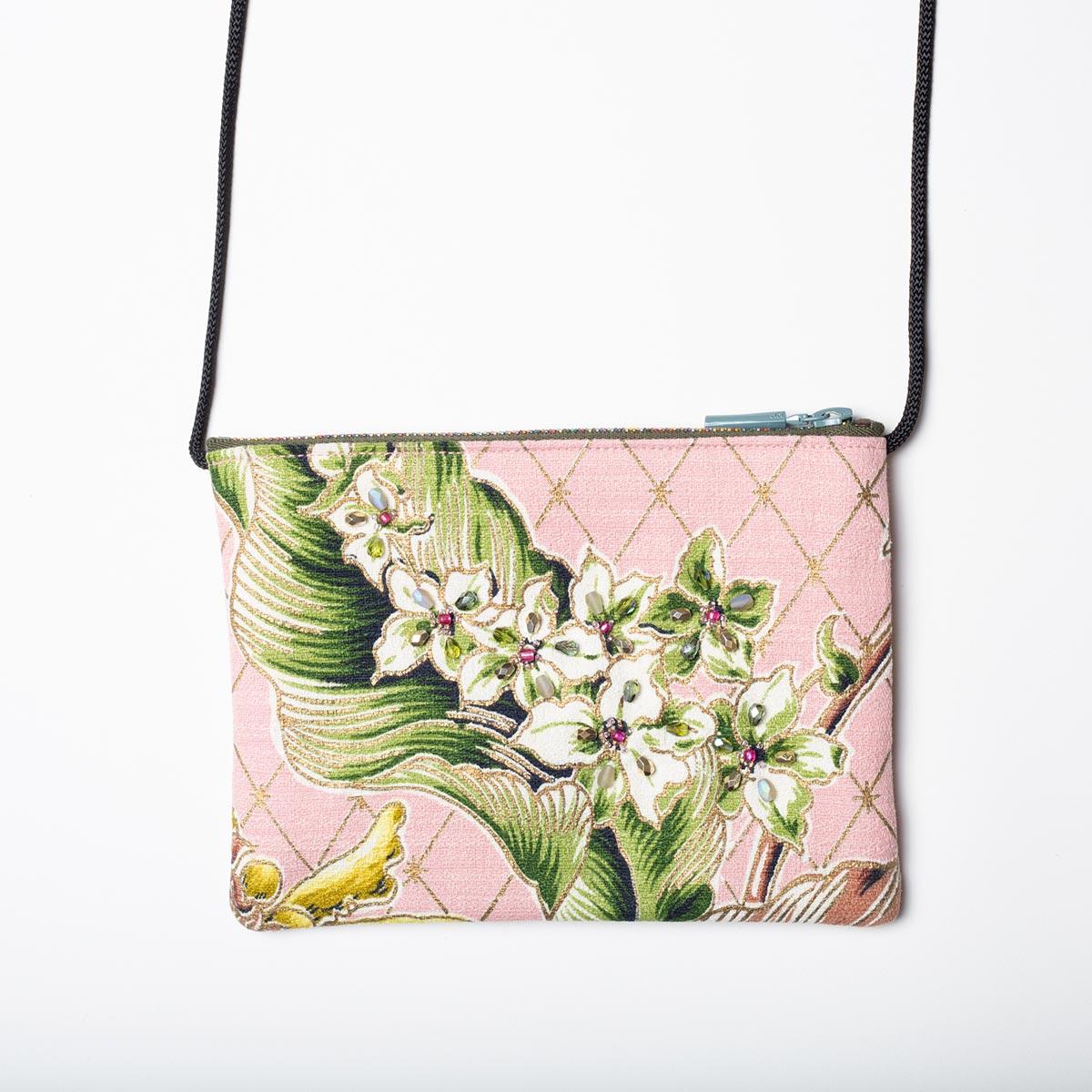 The Opera Bag – Tropical Leaf