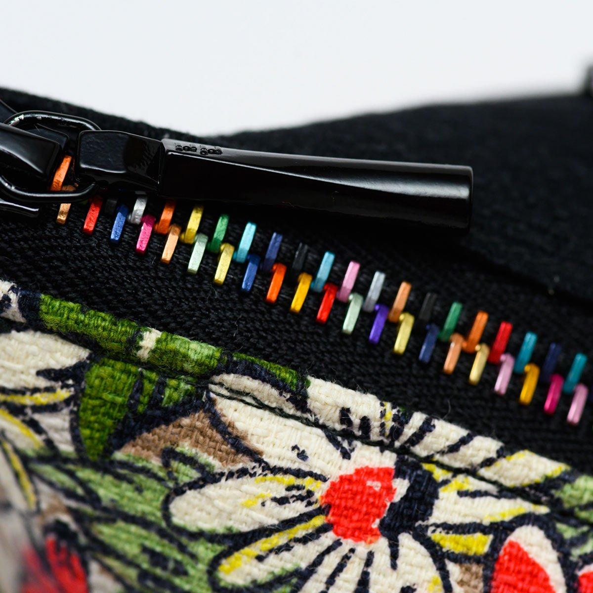 Handbeaded-clutch-bird-motif-on-black-3