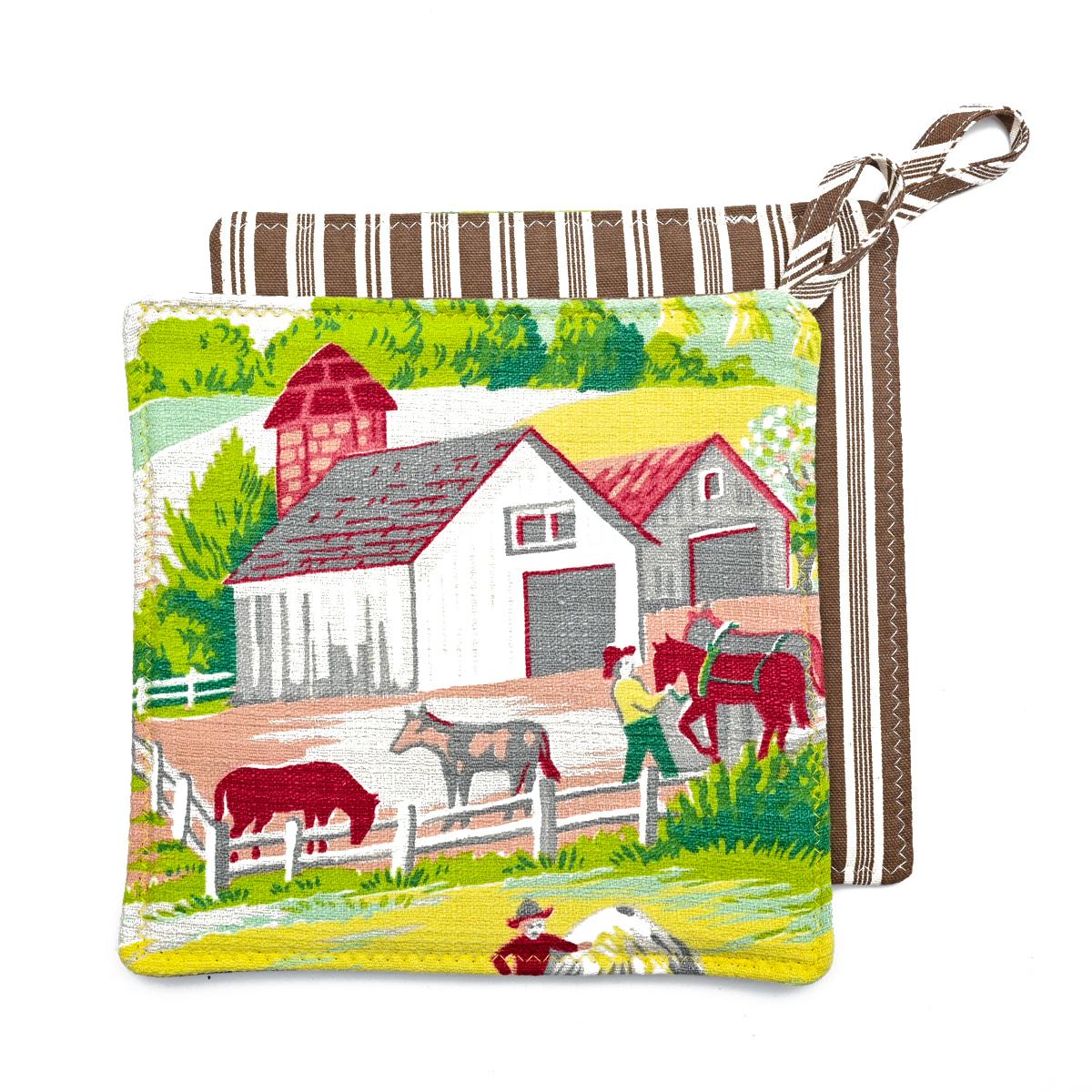 Farm Motif