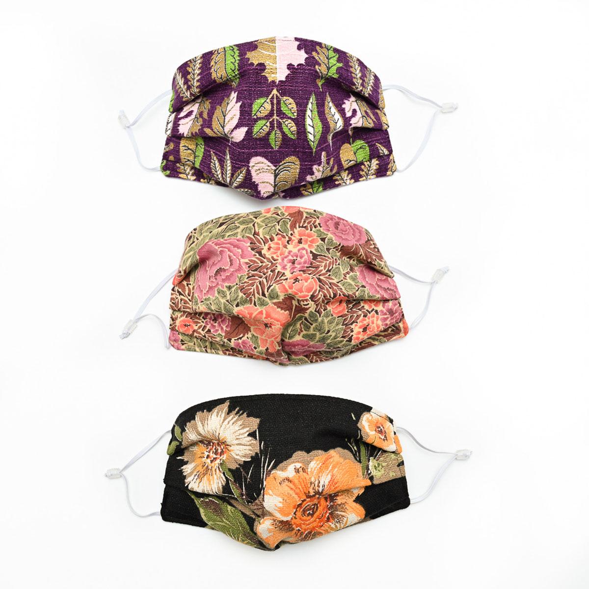 Botanical Face Mask – Set of Three