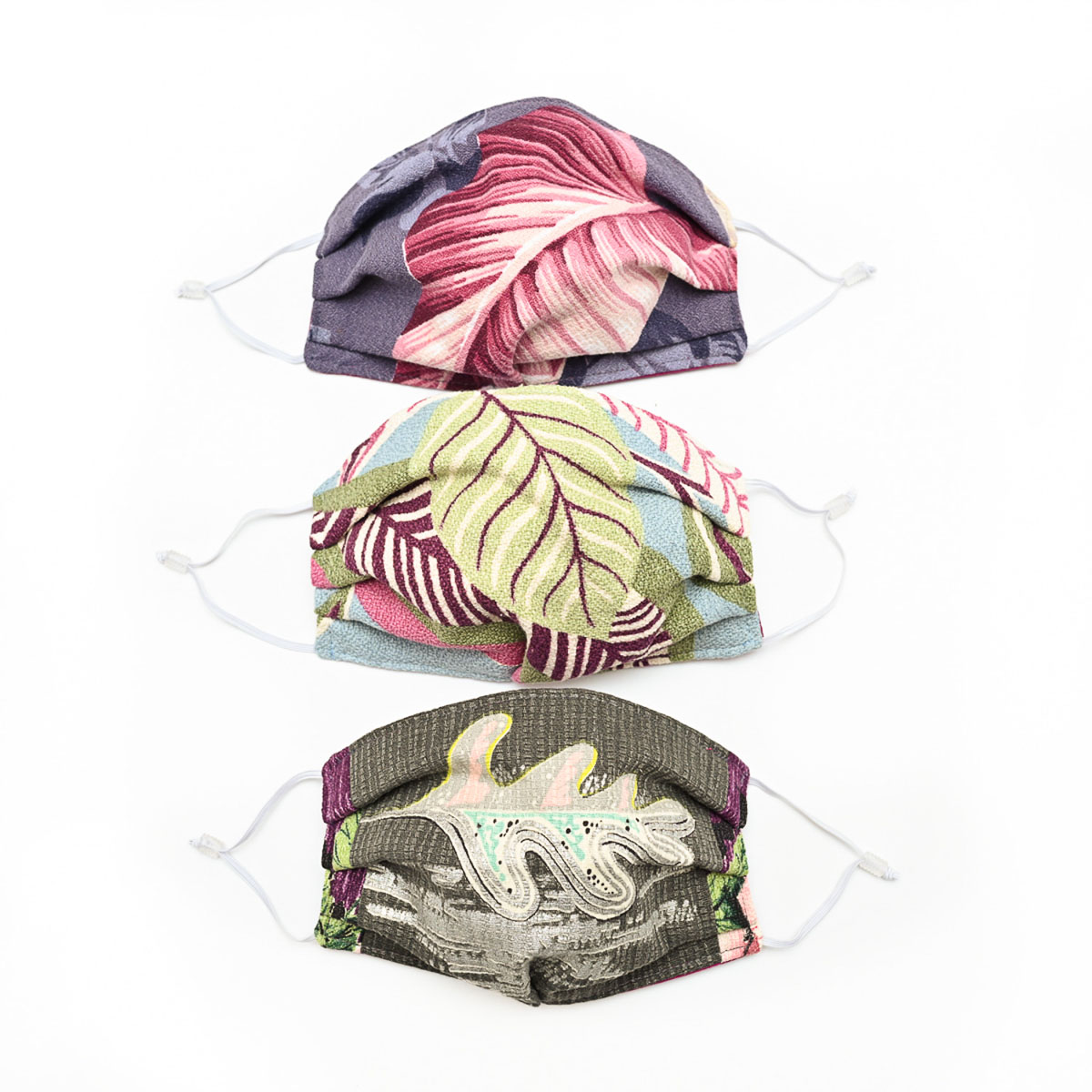 All Leaves Face Mask – Set of Three