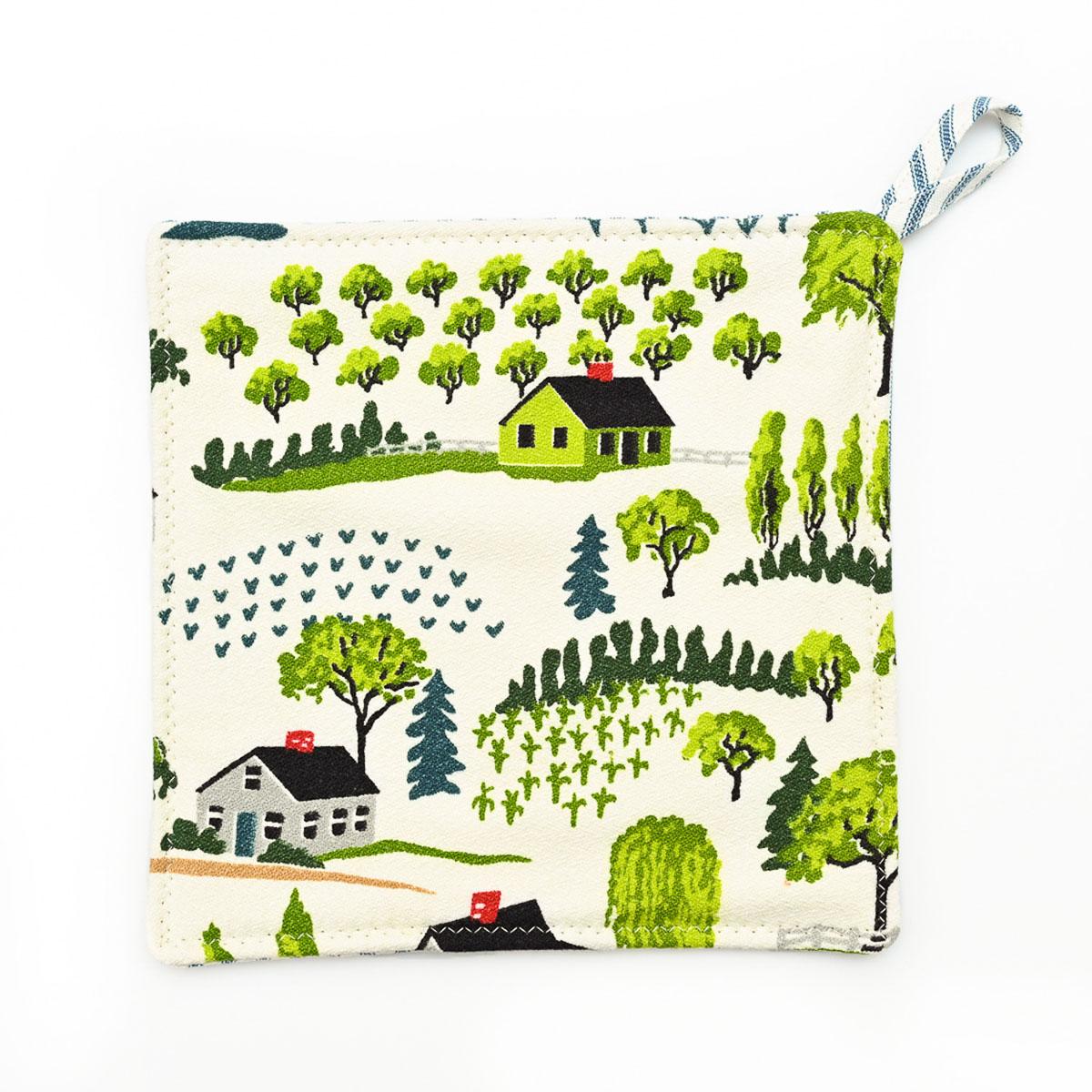 Vermont Potholders