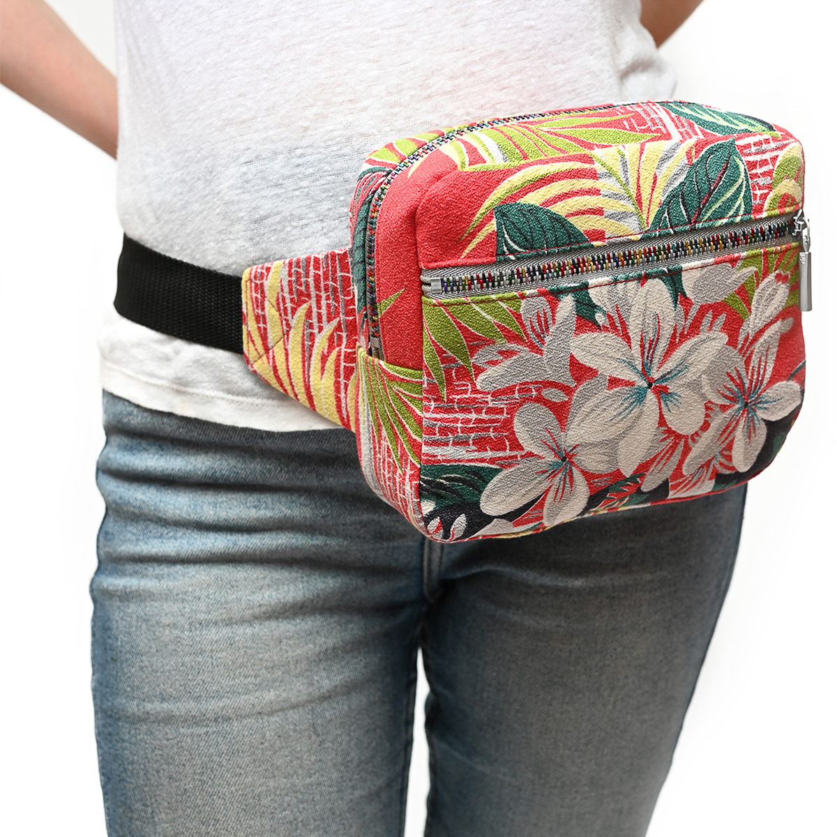Floral on Salmon SylviePack